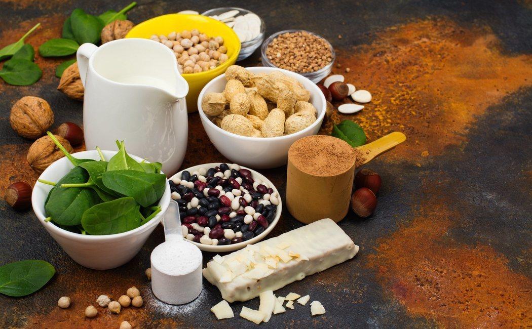 ¿De dónde coger las proteínas en una dieta vegetariana?