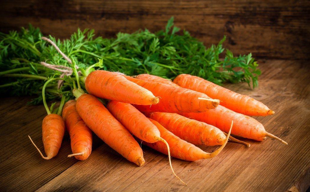 5 batidos detox con base de zanahoria