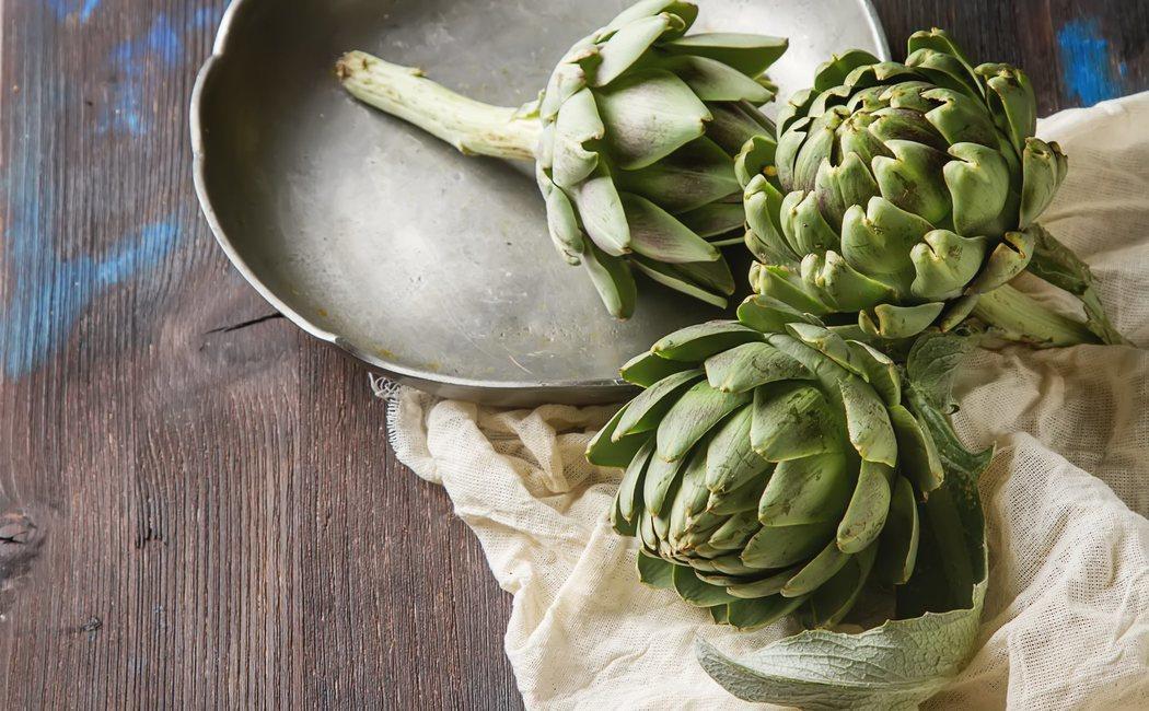 Propiedades y beneficios de las alcachofas