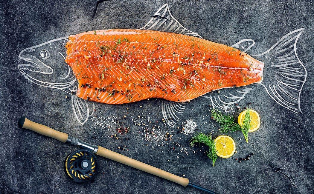 Salmón: propiedades y beneficios de este pescado