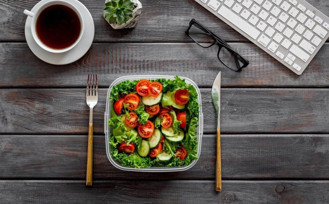 5 comidas fit para llevar en tupper al trabajo