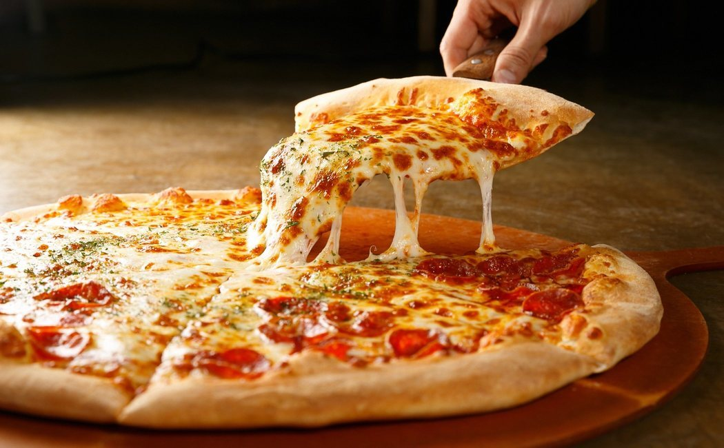 Cuánto engorda una pizza