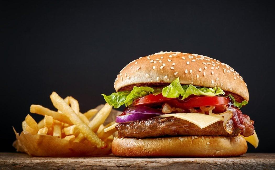 ¿Cuánto engorda una hamburguesa?