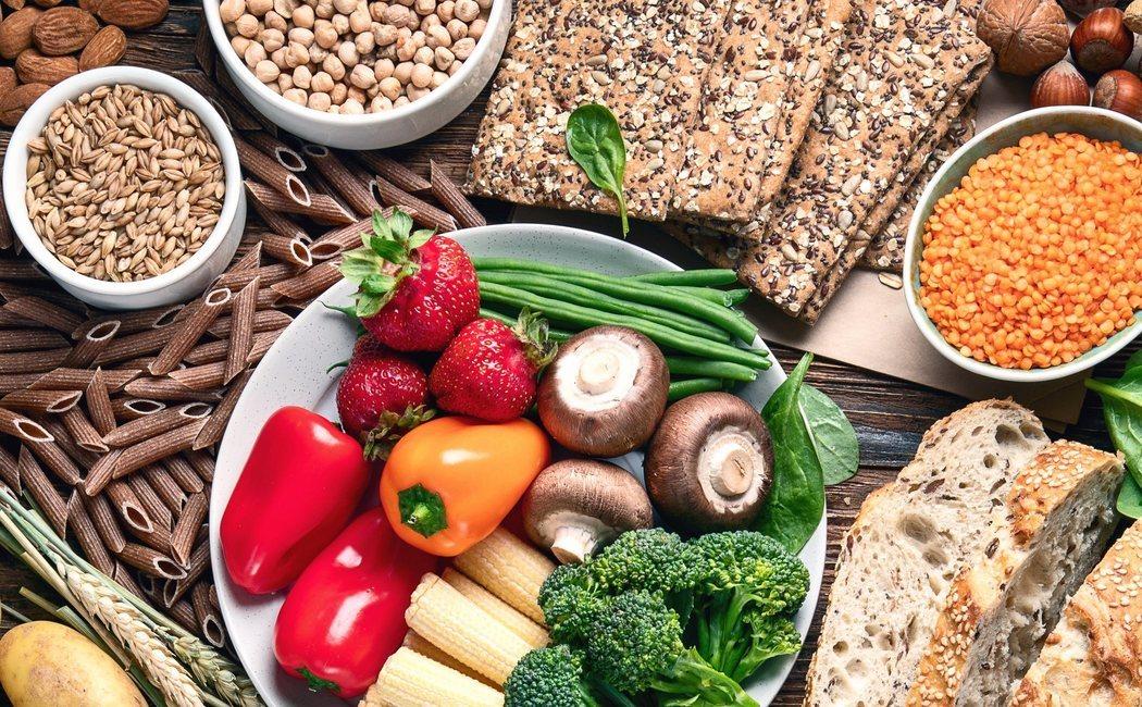 Beneficios de la dieta vegana