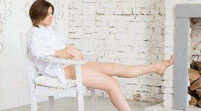 Ejercicios contra las piernas hinchadas en el embarazo