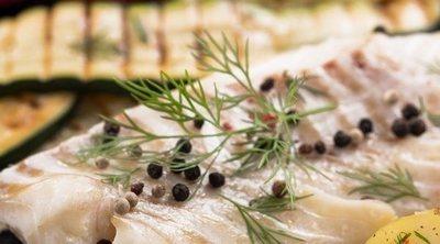 Receta fit: Merluza al horno con calabacín y patata