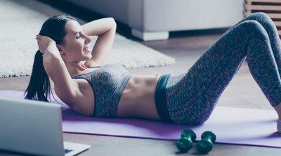 10 ejercicios para hacer con tu propio peso
