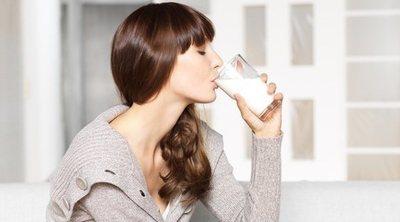 Calorías de la leche de vaca: diferencia entre entera, semidesnatada y desnatada