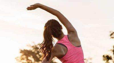 Rutina de estiramientos estáticos antes de hacer deporte