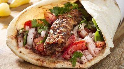 Calorías del kebab