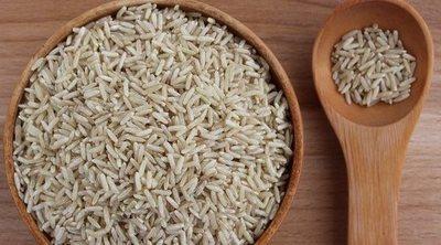 Calorías del arroz integral