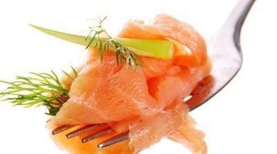Calorías del salmón ahumado