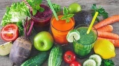 Las 10 verduras con menos calorías