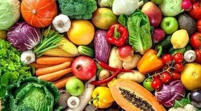 Verduras de primavera