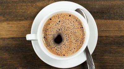 Alimentos que tienen tanta cafeína como una taza de café
