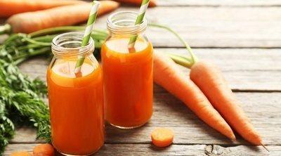 Propiedades y beneficios de las zanahorias