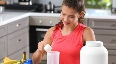 Proteína en polvo: beneficios y riesgos